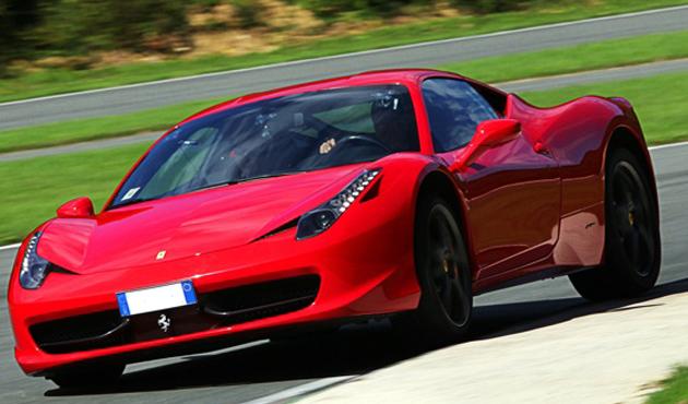 Ferrari reveals its plans for the 2012 Delhi Auto Expo