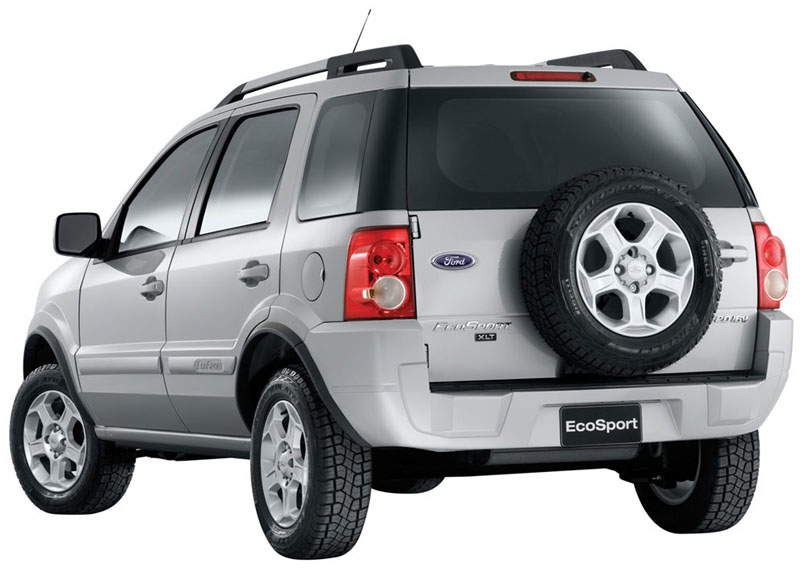 Ford EcoSport SUV launch expected to be announced on 4th January 2012
