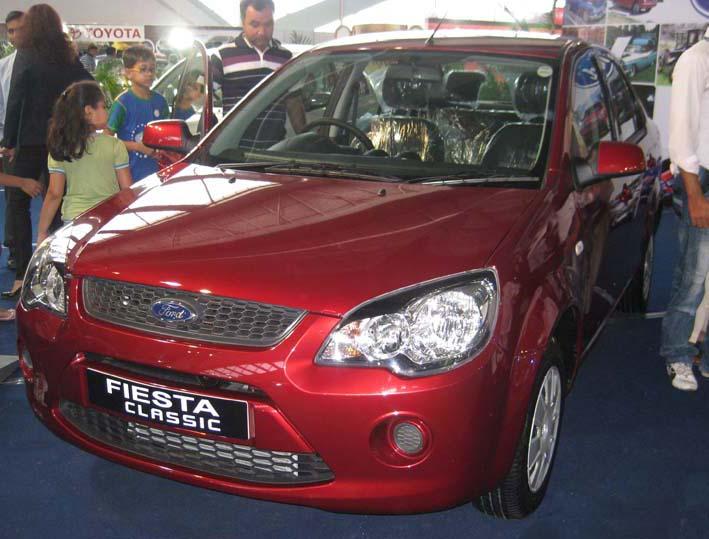 Ford Fiesta Classic in India