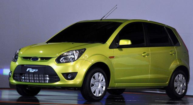 Ford cars to be dearer up to 3% from January 2012