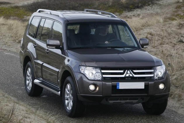 Hindustan Motors launching its latest Pajero in Q1 of 2012