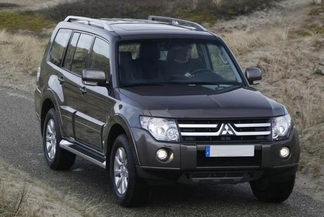 Hindustan Motors launching its latest Pajero in Q1 of 2012