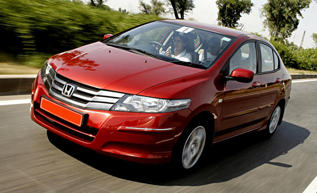 Honda City in India