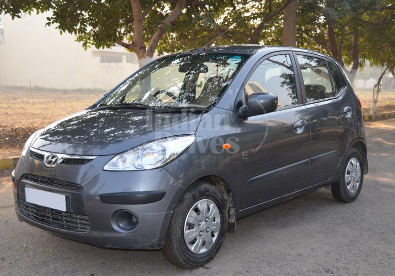 Hyundai i10 in India