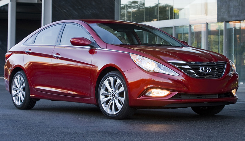 Hyundai Sonata latest variant could be launched at the Auto Expo