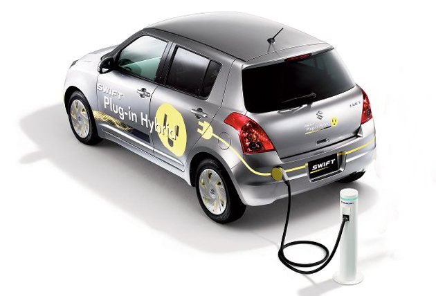 Is Suzuki planning electric hybrid cars for Indian market?