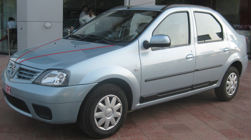 Mahindra Verito in India