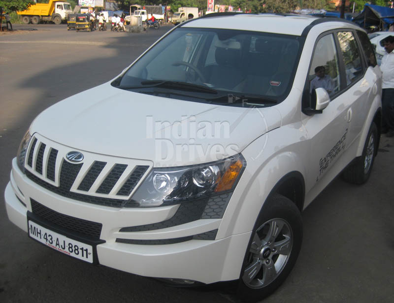 Mahindra XUV500 to get a price revision from 1st January