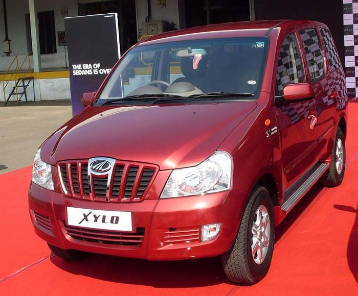 Mahindra Xylo in India