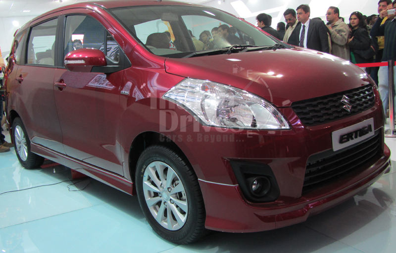 Maruti Ertiga in India