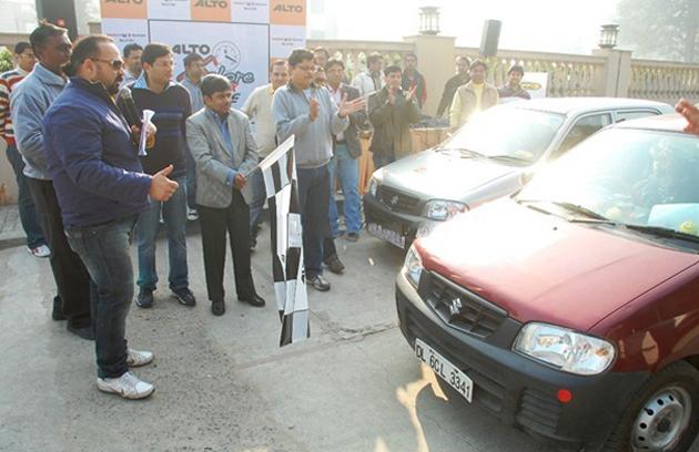 Maruti Suzuki Alto Delivers Amazing Mileage of 49.3 Kilometers Per Litre