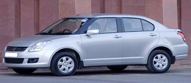 Maruti Swift Dzire in India