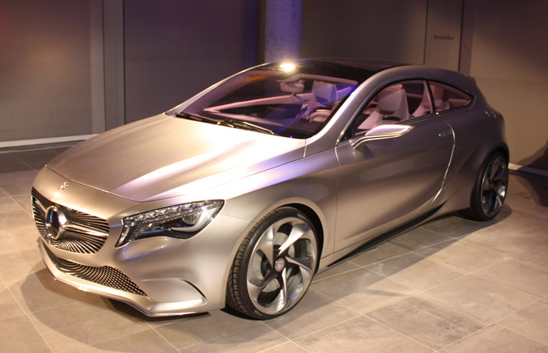 Mercedes Benz to showcase exciting range at Delhi Auto Expo