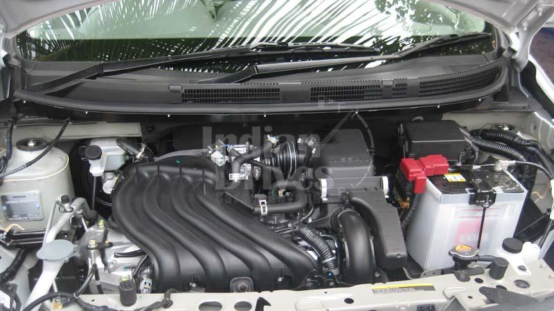 Nissan Sunny Diesel engine