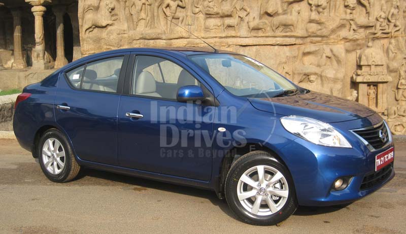 Nissan Sunny Diesel in India
