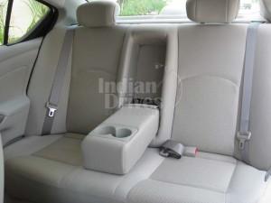 Nissan Sunny Diesel interior