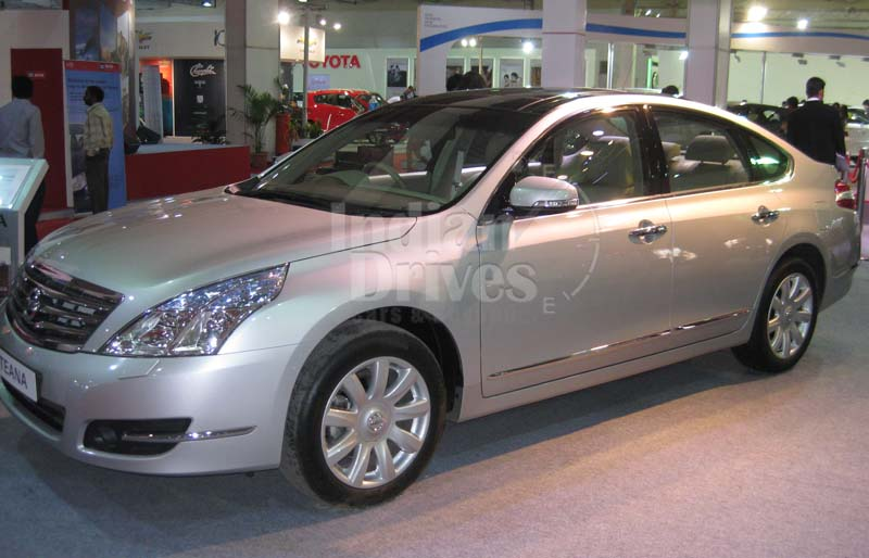 Teana Car Price In India