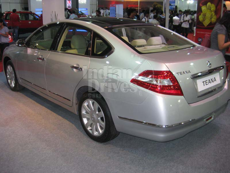 Nissan Teana in India