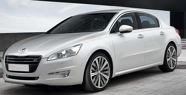 PSA Peugeot Citroen to Enter India with Peugeot 508 Sedan In 2012
