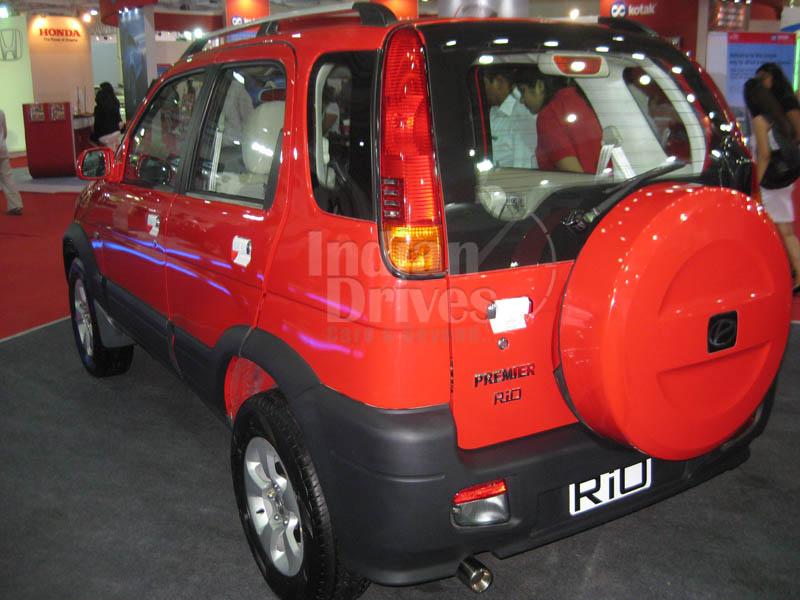Premier Rio in India