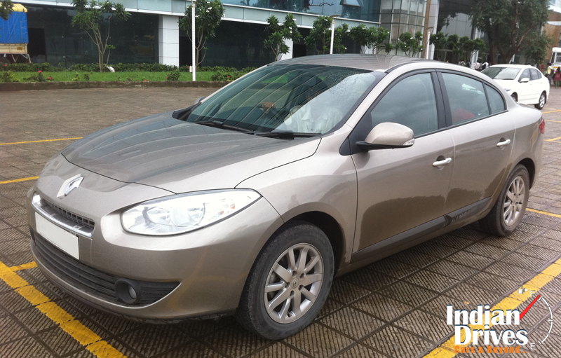 Renault Fluence upgraded diesel variant launched