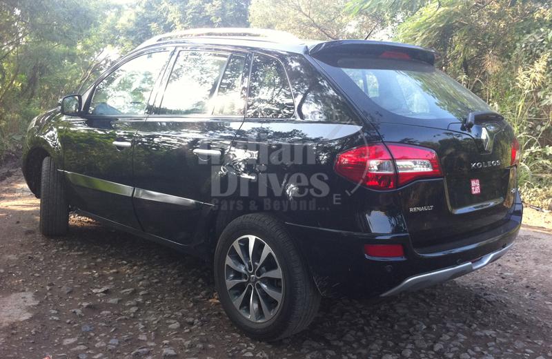 Renault Koleos given a price hike