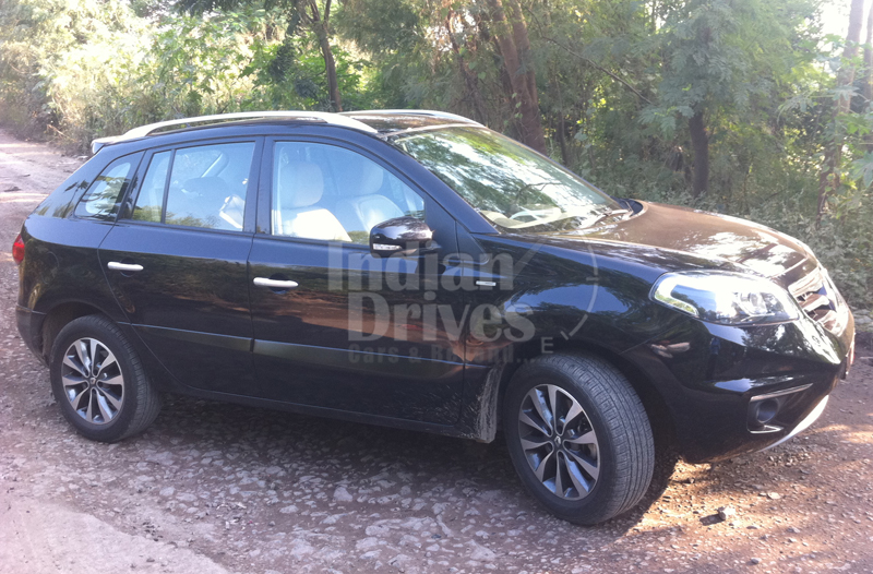 Renault Koleos given a price hike