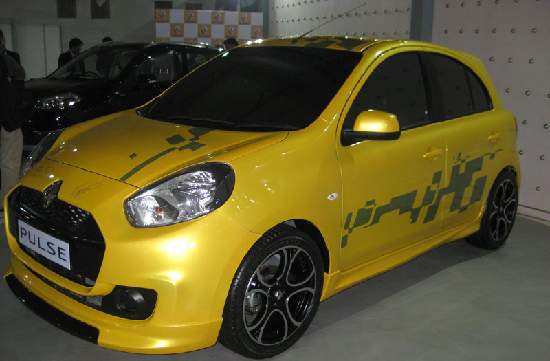 Renault Pulse in India