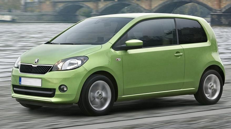 Skoda Citigo ready for year-end launch in the Czech Republic