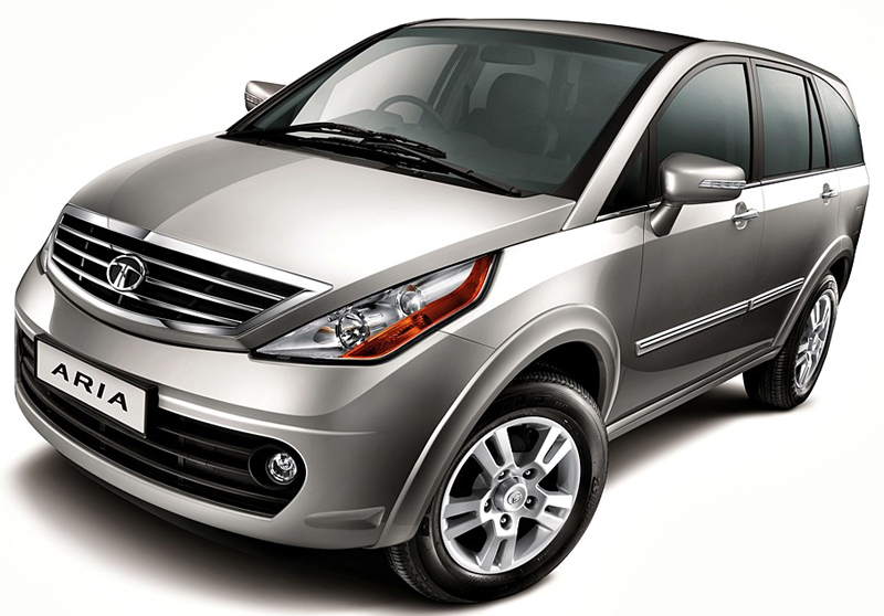 Tata Aria Automatic transmission to be Introduce very soon