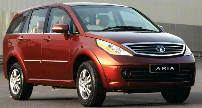 Meager sales of just 140 units recorded by Tata Aria in November