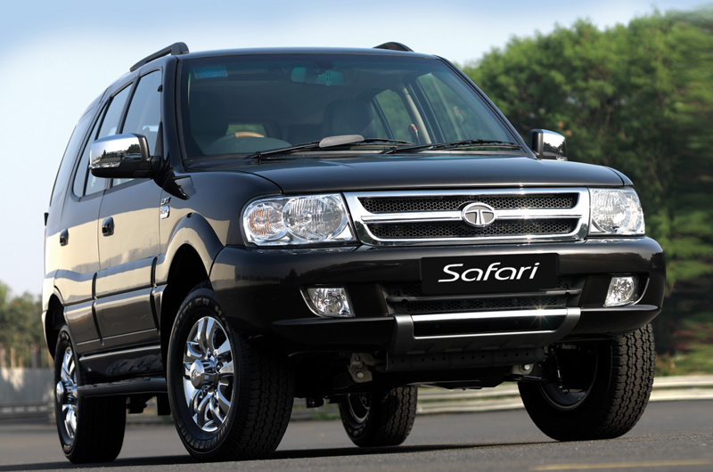Tata Safari in India