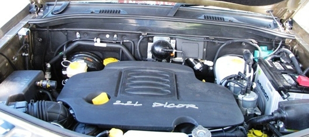 Tata Sumo Grande engine
