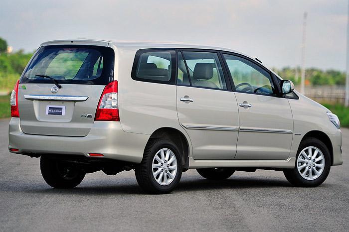 Toyota Innova tại Ấn Độ
