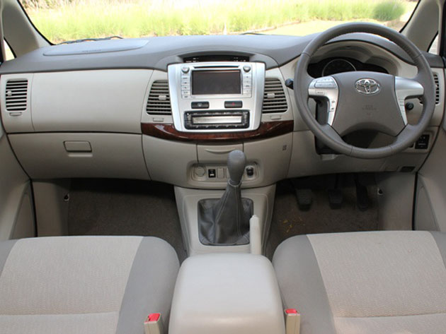 Toyota Kirloskar to Reveal Redesigned Innova