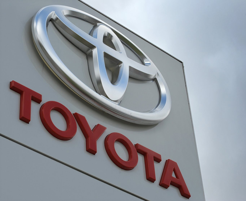 Toyota expects a global growth rate of 20% for itself in 2012