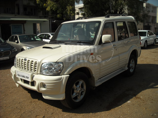 Used Mahindra Scorpio in India