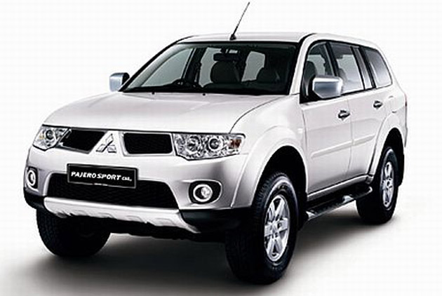 2012 Mitsubishi Pajero Sport SUV launch in India
