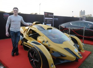 2012 Parx Super Car Show To Be Held In Mumbai this Month