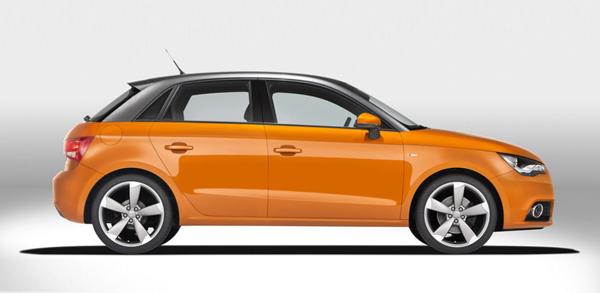 Audi Q1 Mini SUV