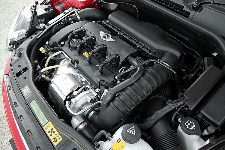 BMW Mini Cooper engine