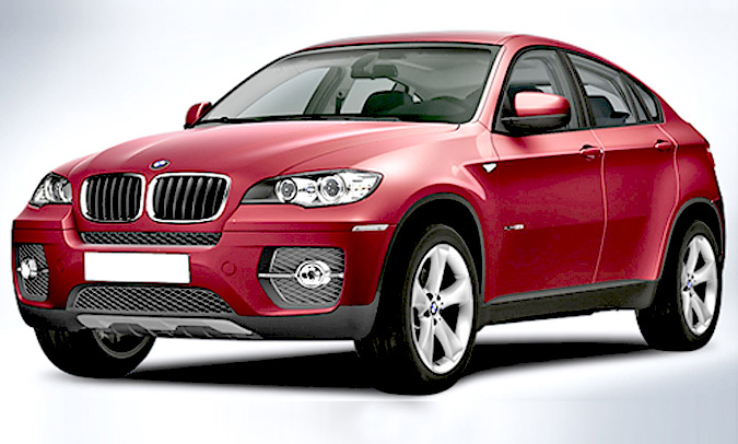 BMW all set to unveil the New and Beastly X6 at Geneva Motor Show
