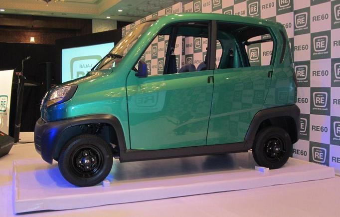 Bajaj RE60 Low Budget Car Unveiled