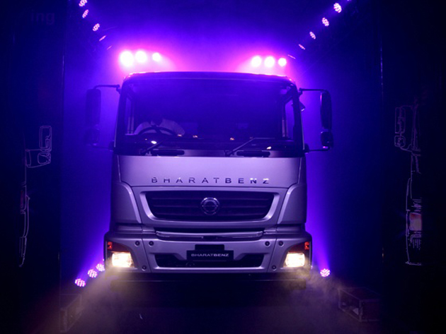 BharatBenz coming with 17 new offerings