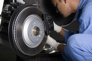 Car brakes maintenance
