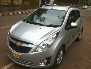 Chevrolet Beat in India
