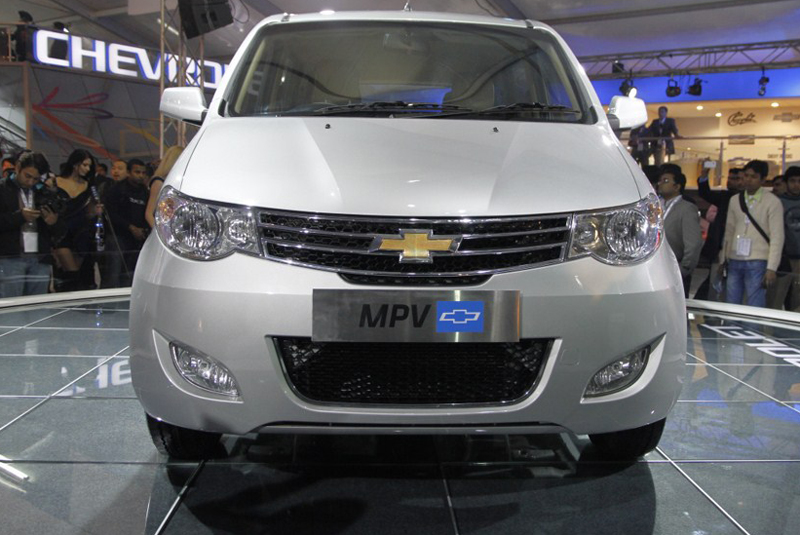 Chevrolet CN-100 MPV