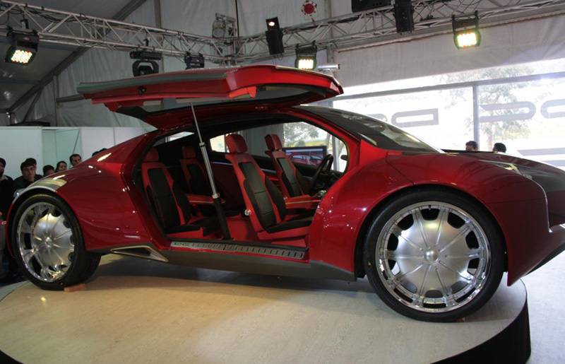 DC Design is planning to launch its indigenously developed supercar