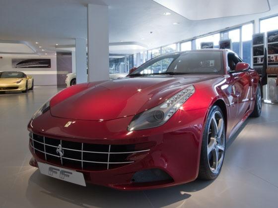 Ferrari FF in India