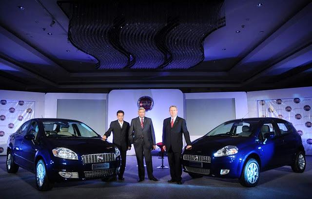 Fiat Grande Punto and Linea get upgrades